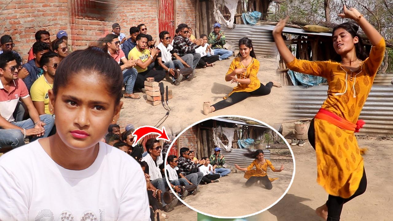 अद्भुत क्षमताले दुनियाँ चकित पार्दै दाङकि सावित्रा बि.क. | भिडियो सहित